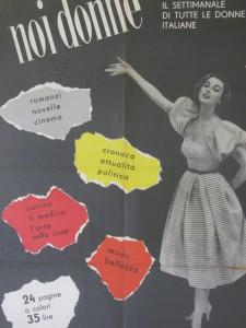 noi donne herstory  femminismo luoghi  storia gruppi Roma
