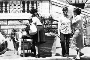 giornate cento incontri  Unione donne italiane herstory  femminismo storia gruppi Roma archivia