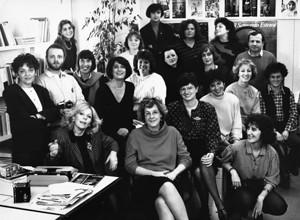 redazione noi donne herstory archivia femminismo luoghi  storia gruppi Roma
