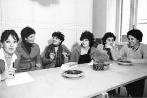 sede udi colasanti Unione donne italiane herstory  femminismo storia gruppi Roma archivia