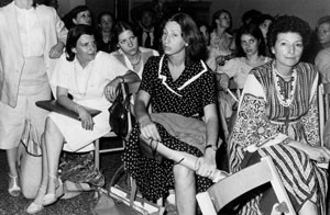 Movimento femminista Latina processo per stupro herstory  luoghi donne storia gruppi Roma