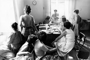 occupazione san camillo collettivo monteverde femminismo herstory  luoghi donne storia gruppi Roma