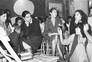 seminario legge violenza sessuale casa donna governo vecchio herstory  storia femminismo gruppi Roma