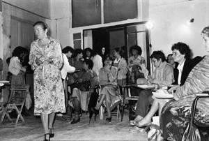 coordinamento giuridico  casa donna governo vecchio herstory femminismo lesbiche  storia gruppi Roma