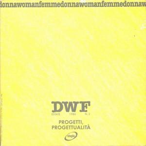 rivista redazione dwf femministe  luoghi donne storia collettivi manifestazioni gruppi Roma