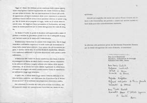 firme aborto pompeo magno femminismo herstory  luoghi donne gruppi lesbiche Roma archivia