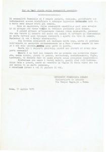 test  pompeo magno femminismo herstory  luoghi donne gruppi lesbiche Roma archivia