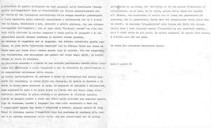 processo circeo pompeo magno femminismo herstory  luoghi donne gruppi lesbiche Roma archivia