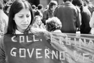 collettivo eroina  casa donna governo vecchio herstory femminismo lesbiche  storia gruppi Roma