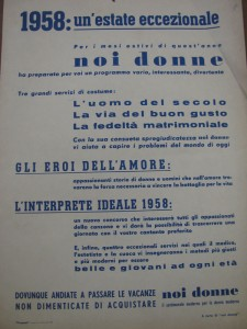 noidonne herstory  femminismo luoghi  storia gruppi Roma donna