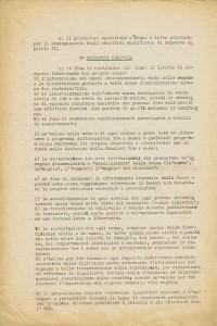 documento MLD Movimento di Liberazione della Donna archivia herstory  femminismo Roma