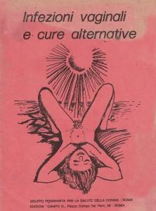 opuscolo Gruppo salute donna herstory  femminismo gruppi Roma Lazio