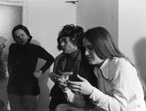incontro movimento femminismo romano  herstory  luoghi donne gruppi lesbiche Roma archivia