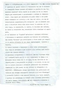 volantino Centro documentazione studi femminismo herstory  luoghi donne storia gruppi Roma