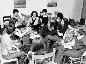 Centro Elsa Bergamaschi herstory  femminismo donne storia collettivi manifestazioni gruppi mappa