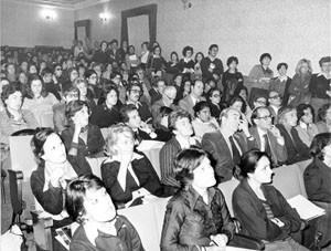 assemblea noi donne  herstory  femminismo luoghi collettivi libera stampa storia gruppi Roma
