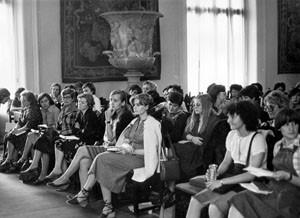 incontro pubblicità noidonne herstory archivia femminismo luoghi  storia gruppi Roma donna