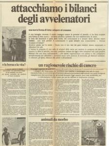Collettivo donne e ambiente gruppo articolo herstory  femminismo luoghi storia gruppi Roma