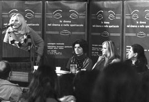 Collettivo attrici convegno cinema herstory  femminismo luoghi donne storia gruppi Roma