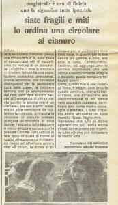 Collettivo femminista Vittoria Colonna Quotidiano Donna herstory  femminismo luoghi storia gruppi Roma
