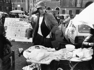 decennale  pompeo magno femminismo herstory  luoghi donne gruppi lesbiche Roma archivia