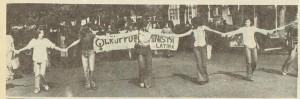 Movimento femminista di Latina  quotidiano donna herstory  femminismo luoghi donne storia gruppi Roma