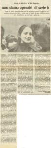Collettivo Giorgiana Masi quotidiano donna articolo herstory  femminismo luoghi storia gruppi Roma