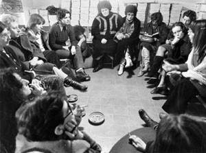 redazione effe herstory  femminismo luoghi donne storia gruppi Roma