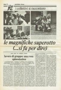 gruppo cinema alice guy  casa donna governo vecchio herstory femminismo lesbiche  storia gruppi Roma