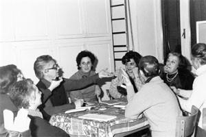segreteria Unione donne italiane herstory  femminismo storia gruppi Roma archivia