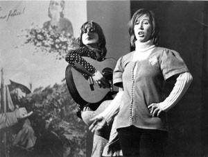 teatro maddalena Pompeo Magno herstory  luoghi donne gruppi lesbiche femminismo Roma archivia