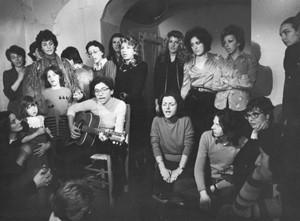 teatro la Maddalena herstory  archivia femminismo luoghi donne storia gruppi Roma