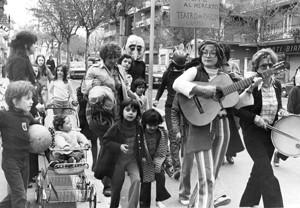 teatro femminista Maddalena herstory  archivia femminismo luoghi donne storia gruppi Roma