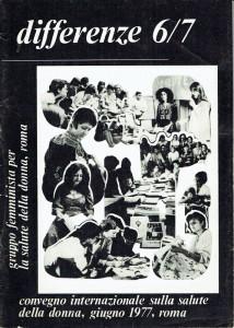 differenze pubblicazione herstory  femministe  luoghi donne storia collettivi manifestazioni gruppi Roma