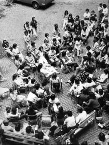 convegno nazionale lesbico casa donna governo vecchio herstory  storia femminismo gruppi Roma
