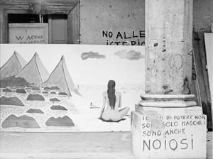 casa donna occupazione governo vecchio herstory  storia femminismo gruppi Roma