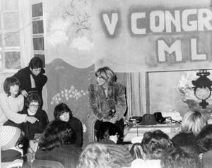 v congresso mld casa donna governo vecchio herstory  storia femminismo gruppi Roma