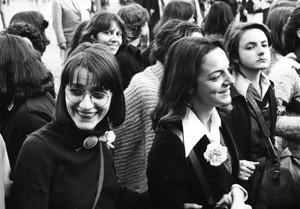 rivista direttora herstory  femministe  luoghi donne storia collettivi manifestazioni gruppi Roma