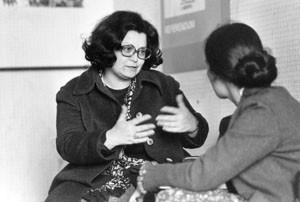 centro antiviolenza Movimento Liberazione della Donna archivia herstory  femminismo Roma