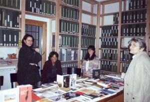 archivio nazionale Unione donne italiane herstory  femminismo storia gruppi Roma archivia