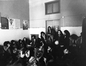 convegno maternità casa donna governo vecchio herstory  storia femminismo gruppi Roma