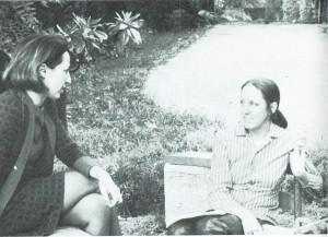 rivolta femminile fondatrici lonzi accardi herstory  femminismo luoghi donne storia gruppi Roma