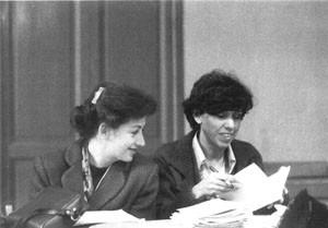 via governo vecchio Centro Culturale Virginia Woolf Università delle donne herstory  femminismo luoghi storia gruppi Roma