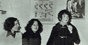 consultorio Collettivo San Lorenzo herstory  femminismo luoghi donne storia gruppi Roma