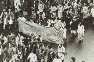 coordinamento donne consultori  casa donna governo vecchio herstory femminismo lesbiche  storia gruppi Roma