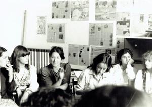 Redazione donna Quotidiano herstory  femminismo collettivi manifestazioni gruppi