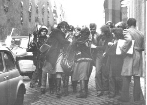 sgombero Comitato romano liberalizzazione aborto contraccezione herstory  femminismo donne gruppi Roma