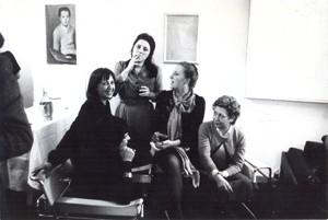 Beato Angelico arte  galleria inaugurazione herstory  femminismo luoghi donne storia gruppi Roma
