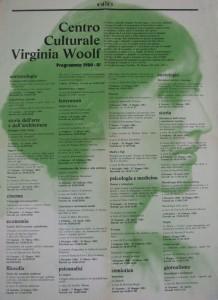 Centro Culturale Virginia Woolf Università delle donne herstory  femminismo luoghi storia gruppi Roma