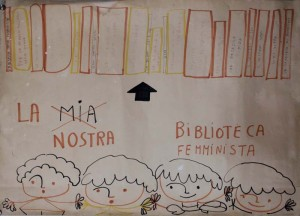 Centro documentazione studi sul femminismo separatismo herstory luoghi donne storia gruppi Roma